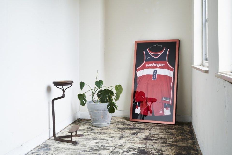 バスケットボール用ユニフォームケース