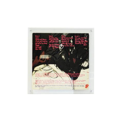 新製品:レコードフレーム LPスケルトン