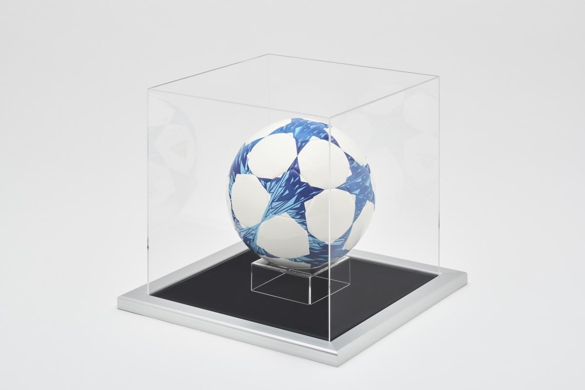 CFシルバー 黒別珍 ボールケース(サッカーボール5号球)