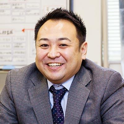 営業課長 髙橋宏貴