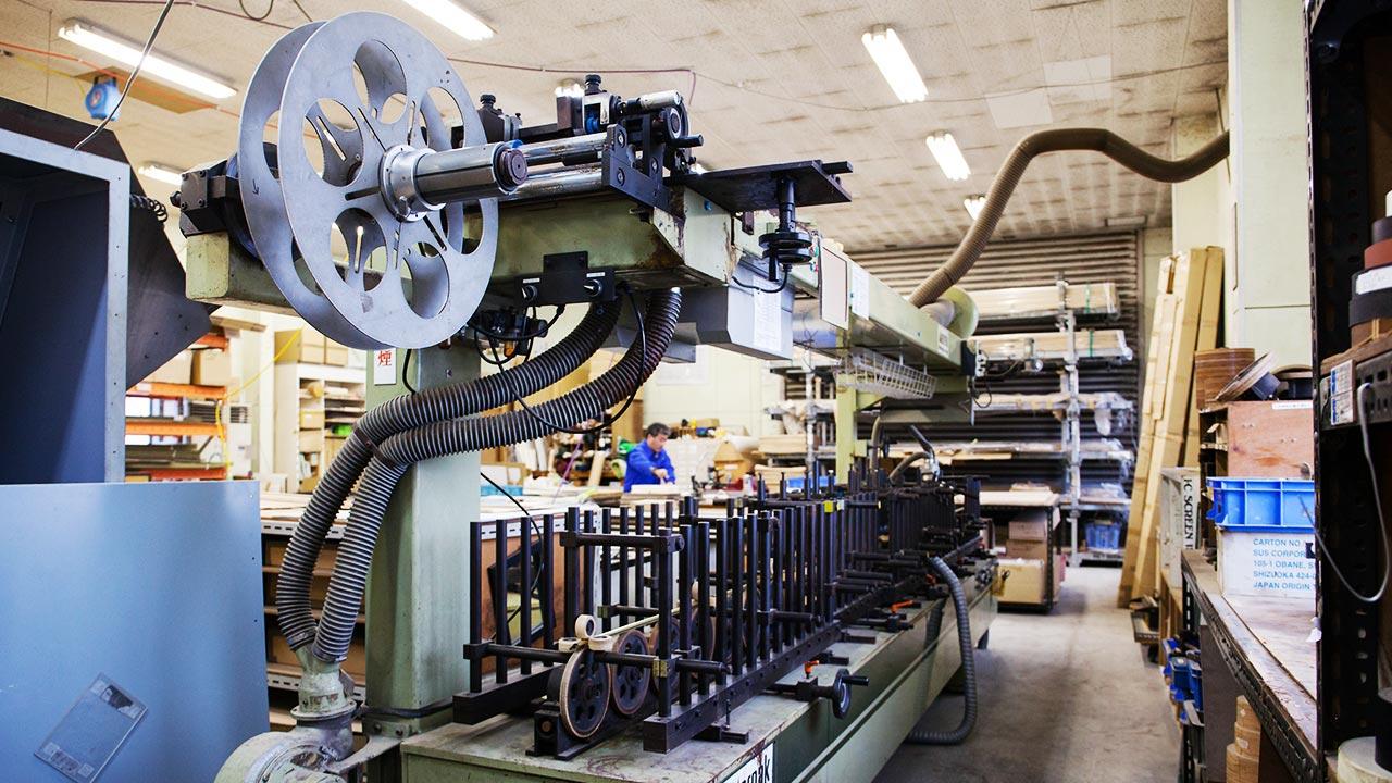 アルナ鹿児島工場